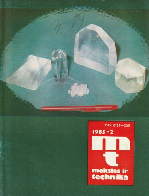Mokslas ir technika, 1985/2