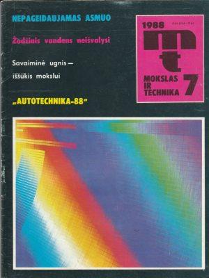 Mokslas ir technika, 1988/7