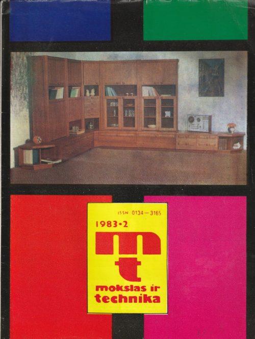 Mokslas ir technika, 1983/2
