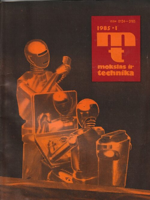 Mokslas ir technika, 1985/1