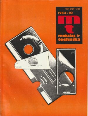 Mokslas ir technika, 1984/10
