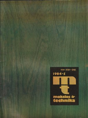 Mokslas ir technika, 1984/5