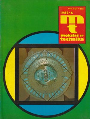 Mokslas ir technika, 1982/6