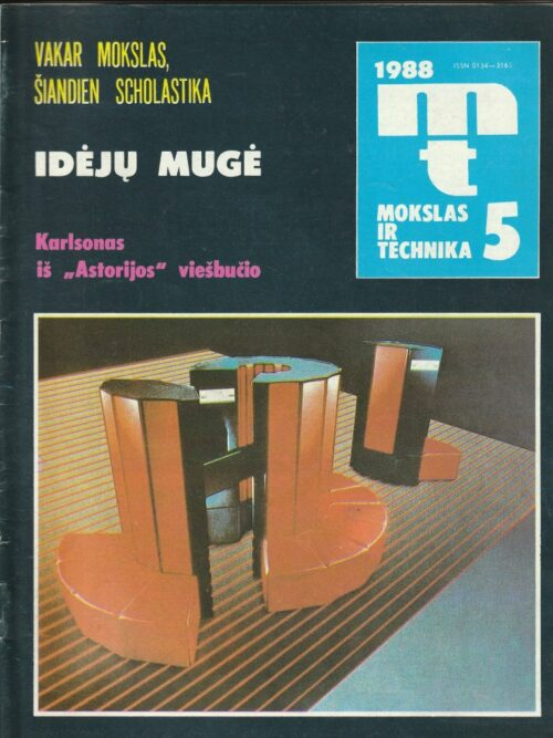 Mokslas ir technika, 1988/5