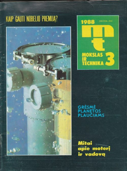 Mokslas ir technika, 1988/3