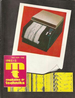 Mokslas ir technika, 1982/2