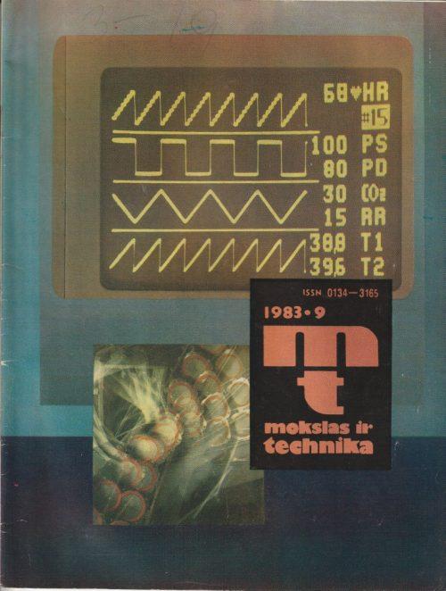 Mokslas ir technika, 1983/9