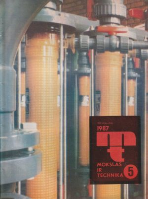 Mokslas ir technika, 1987/5