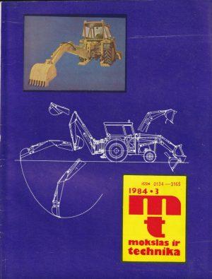 Mokslas ir technika, 1984/3