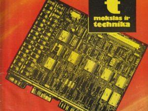 Mokslas ir technika, 1984/4
