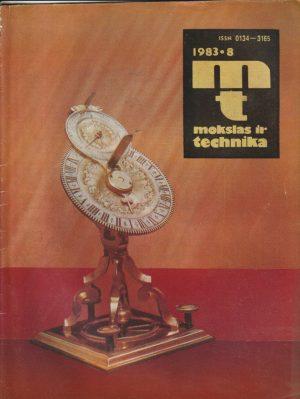 Mokslas ir technika, 1983/8