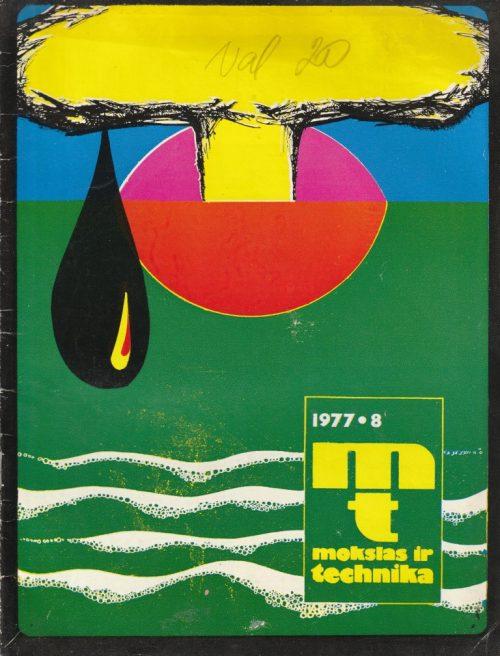 Mokslas ir technika, 1977/8