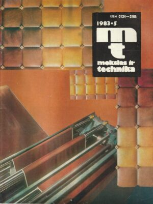 Mokslas ir technika, 1983/5