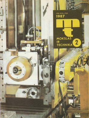 Mokslas ir technika, 1987/2