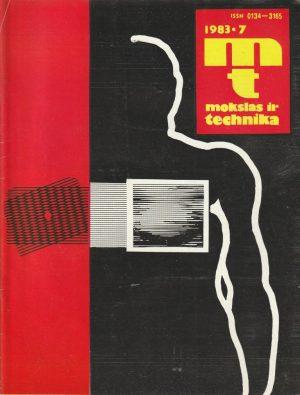 Mokslas ir technika, 1983/7