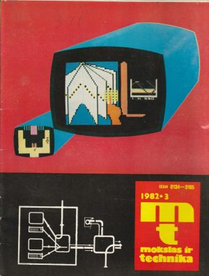 Mokslas ir technika, 1982/3