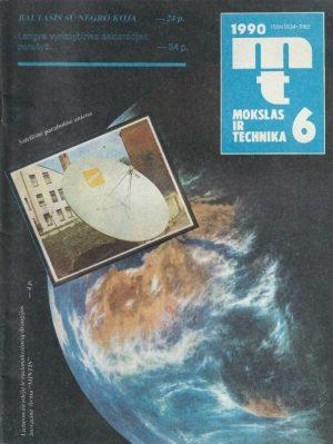 Mokslas ir technika, 1990/6