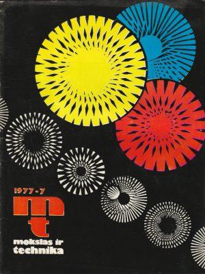 Mokslas ir technika, 1977/7