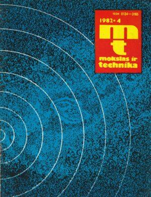 Mokslas ir technika, 1982/4