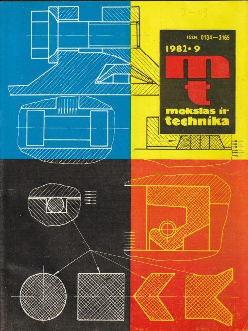 Mokslas ir technika, 1982/9