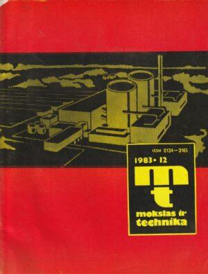 Mokslas ir technika, 1983/12