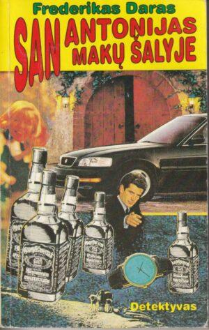 San Antonijas makų šalyje. Palikta numirti