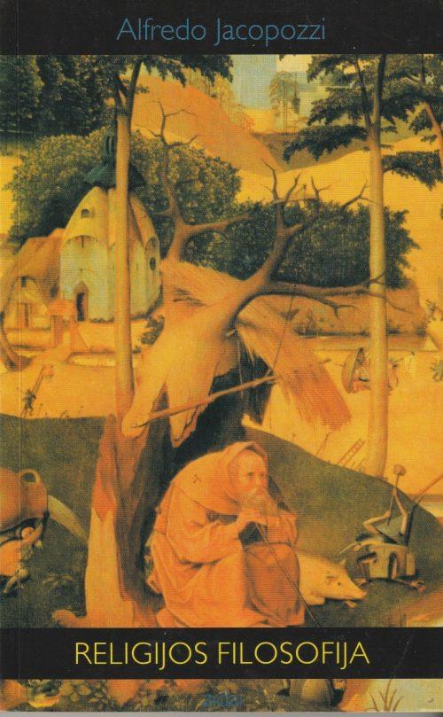 Jacopozzi Alfredo. Religijos filosofija