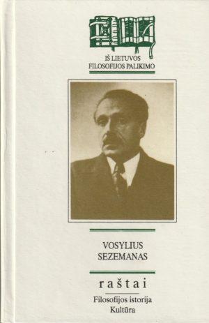 Sezemanas Vosylius. Raštai