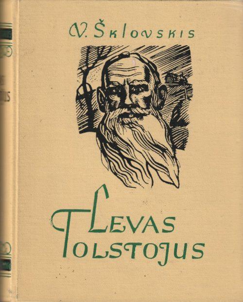 Šklovskis V. Levas Tolstojus
