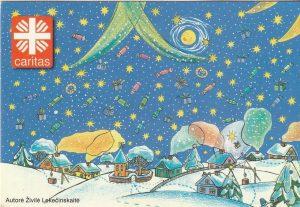 Kalendoriukas , 2003