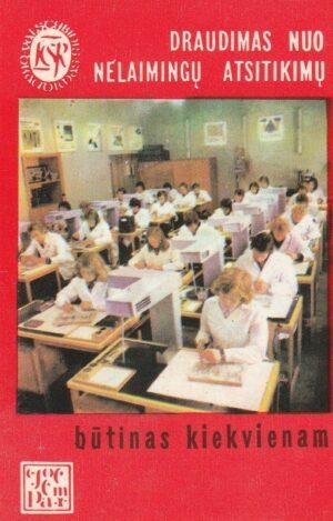 Kalendoriukas , 1982