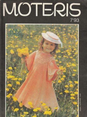 """""""Moteris"""", 1993/7"""