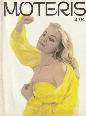 """""""Moteris"""", 1994/4"""