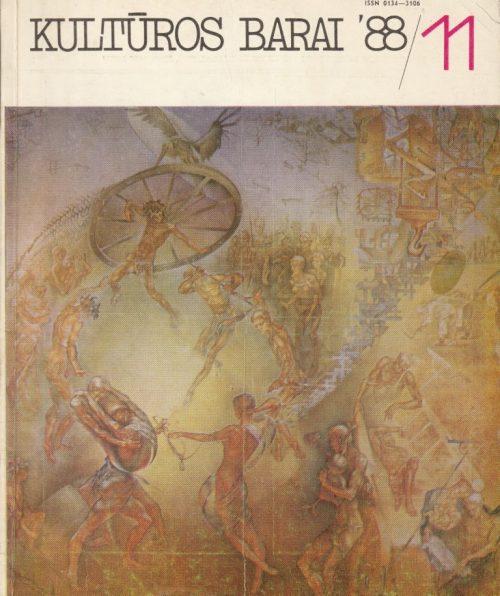 Kultūros barai, 1988/11