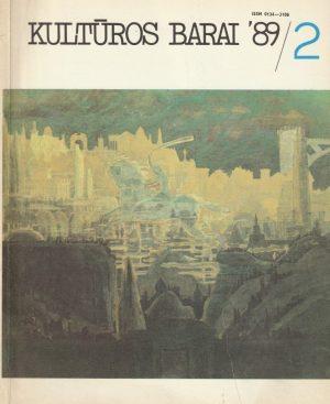 Kultūros barai, 1989/2