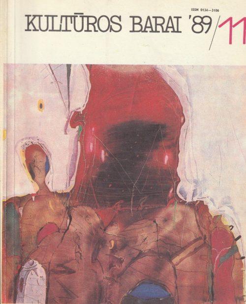 Kultūros barai, 1989/11