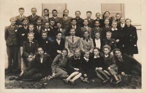 Sena fotografija, 1944 m.