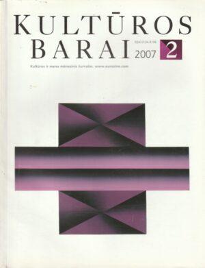 kultūros barai, 2007/2