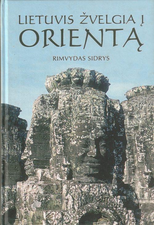 Sidrys Rimvydas. Lietuvis žvelgia į Orientą