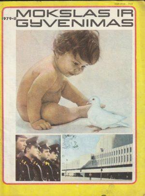 Mokslas ir gyvenimas, 1979/11