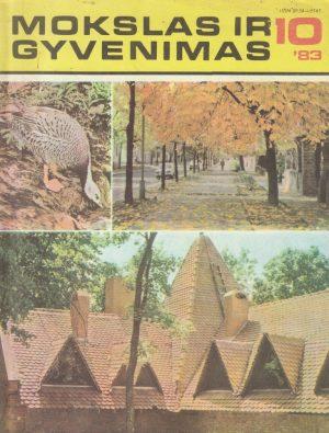 Mokslas ir gyvenimas, 1983/10