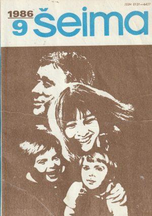 Šeima, 1986/9