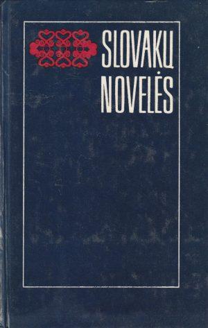 Sabonis Stasys. Slovakų novelės