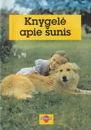 Knygelė apie šunis