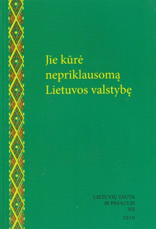 Dumčius Arimantas. Jie kūrė nepriklausomą Lietuvos valstybę