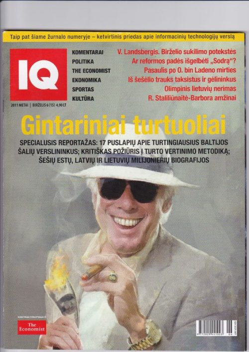 IQ, 2011 birželis