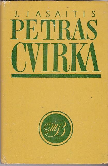 Jasaitis J. Petras Cvirka