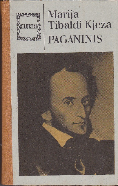 Kjeza Tibaldi Marija. Paganinis