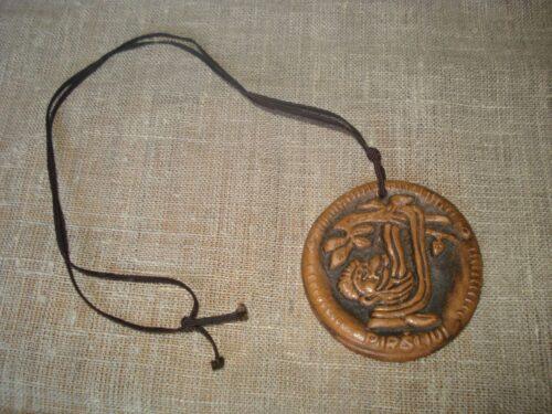 """Molinis medalis """"Piršliui"""""""