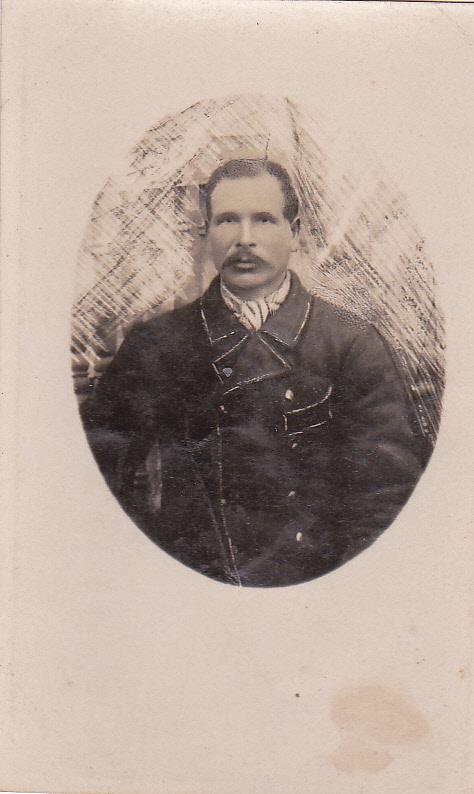 Sena fotografija (portretas)